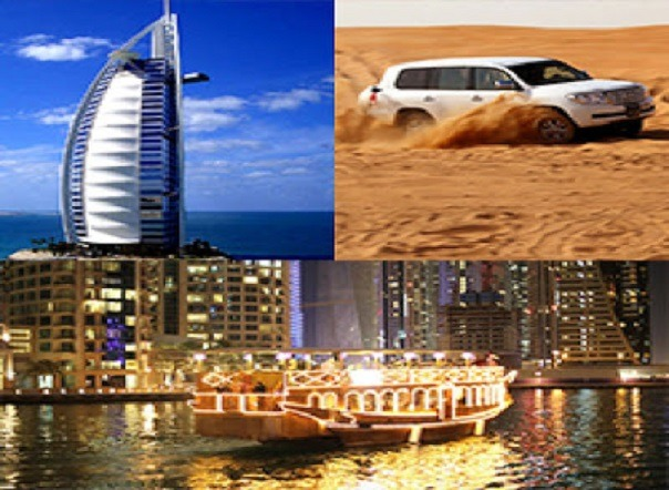Dubai Desert safari Tours Deals
